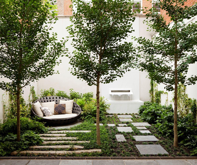 Armon a y tranquilidad para los exteriores de tu casa for El jardin urbano