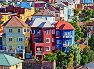 Las 5 ciudades más coloridas