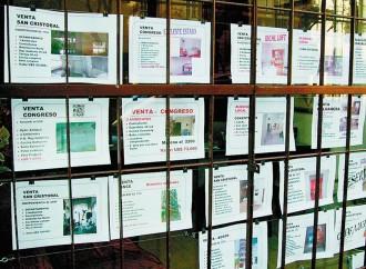 Los precios de los inmuebles subieron 5% en dólares en 2015