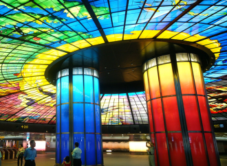 Descubrí las estaciones de tren más espectaculares del mundo