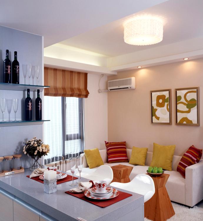Tu hogar colorido sin necesidad de pintar paredes for Diseno de interiores que se necesita