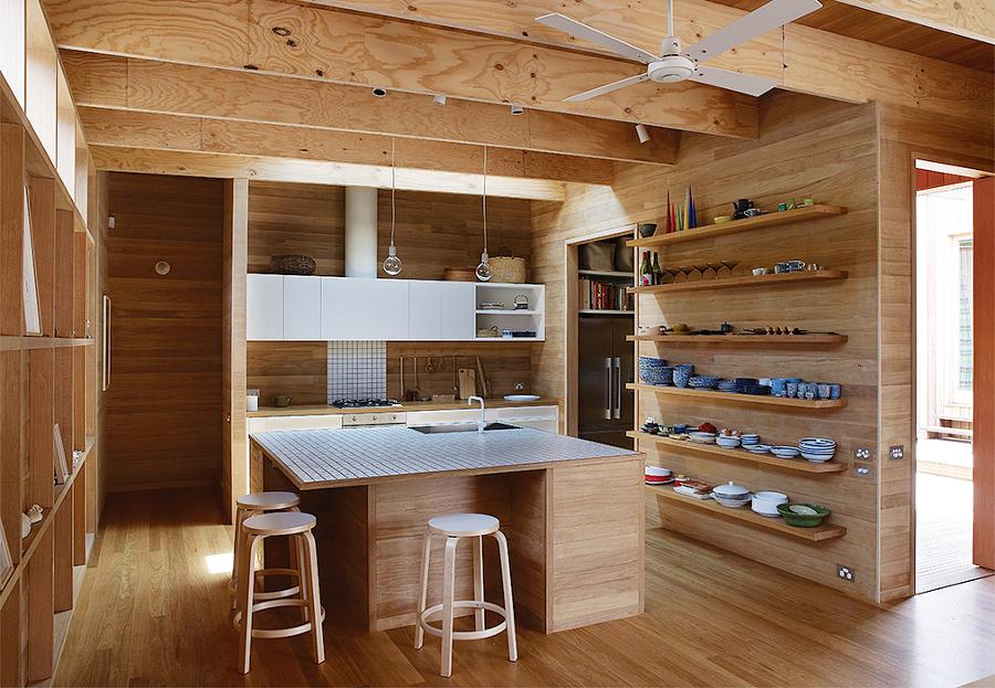 descubr la construcci n en seco y reform tu cocina sin