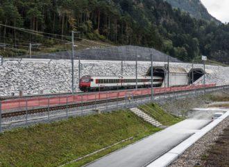 Conocé el túnel ferroviario más largo del mundo