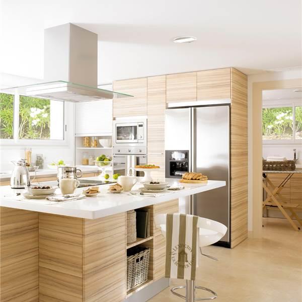 C mo eliminar los malos olores de tu cocina noticias zonaprop - Interiores de muebles de cocina ...