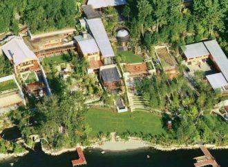 Los 10 secretos que esconde la millonaria mansión de Bill Gates