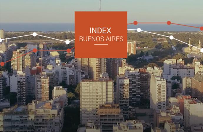 Enero 2019: Todos los números del mercado inmobiliario en Buenos Aires