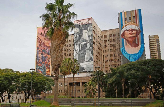 Renovación de Plaza Houssay: locales gastronómicos, cines y más