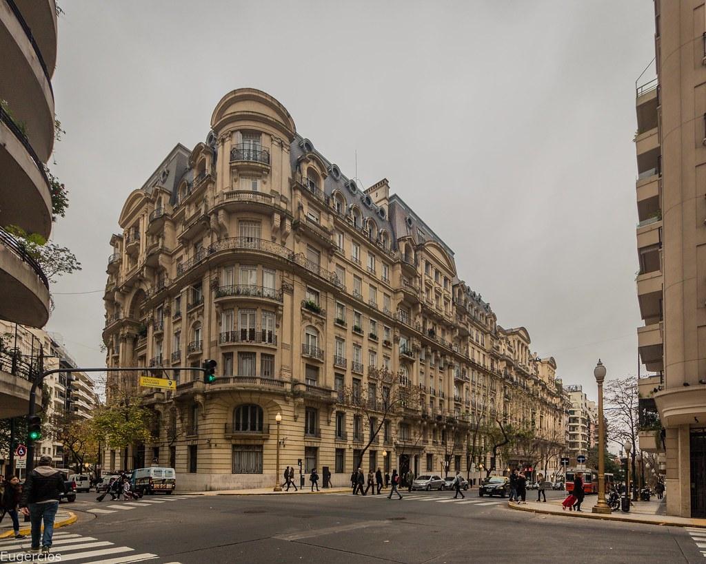 El Palacio Estrugamou: un edificio de lujo